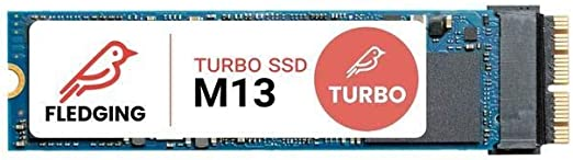 Amazon.com: Feather M13 Turbo SSD and Tools, macOS - m.2 NVMe PCIe Drive Upgrade for Apple MacBook Pro 2013-2015, MacBook Air 2013-2017, iMac 2013-2017 (1000GB): Computers & Accessories