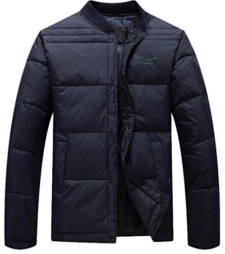 Cappotto Piumino Comfort Caldo Del Puffer Maschile Il Blu S Intimo Eku Ci Navy q6SwnYf4A