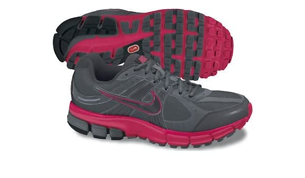 cheap for discount fdb9f 04deb Amazon.com   New Nike Air Pegasus + 27 GTX Grey Red Ladies 7.5  110    Fitness   Cross-Training