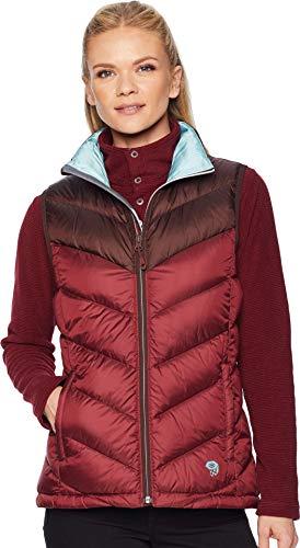 Mountain Hardwear Women's Ratio Down Vest Smith Rock Large