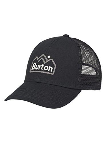 Burton Visor Beanie (Burton Treehopper Trucker Snapback Hat True Black)