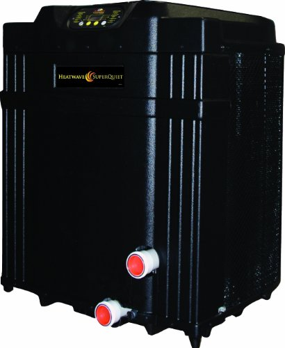 AquaCal SQ120AHDSBTM SuperQuiet HeatWave 110000-BTU Heat Pump ()