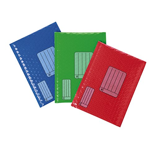 Scotch Mailer Plastic 8913 CLR Assorted