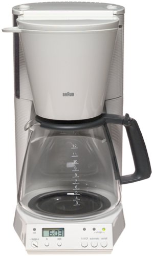 Braun Coffee Maker Repair Guide : Compare price to braun 12 cup coffee maker TragerLaw.biz