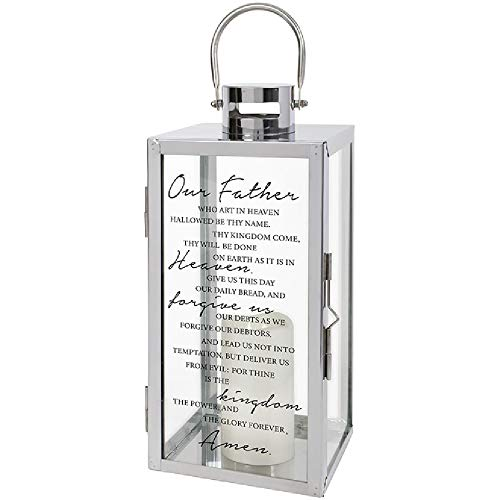 Carson Lord's Prayer Light The Way Lantern