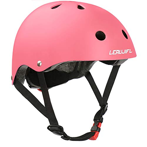 LERUJIFL Kids Helmet Adjustable