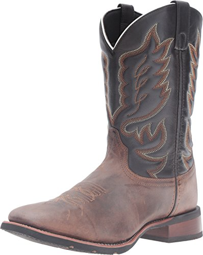 Laredo Men's Montana Sand/Chocolate Boot 9.5 D - Laredo Outlet