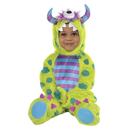 Monster Mash Halloween Costume (0-6 (Scary Baby Costumes For Halloween)