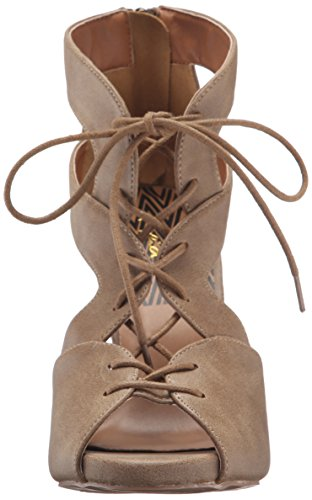 Light Bailey Taupe Ankle Qupid 33 Bootie Women's wXgqnW5aR