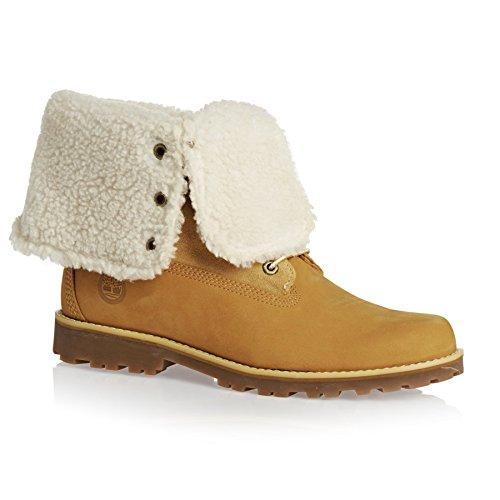 Enfant Waterproof Mixte Timberland 6 Bottes inch Shearling Wheat zwx7qBA
