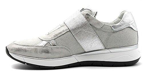 Donna Grigio Sportive Running Scarpe Nero Sneaker 5250 Acciaio Giardinip805250 CTn6q4XwxZ