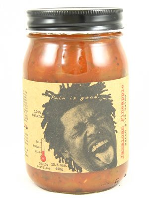 Pain Is Good Batch #114 Jamaican Pineapple Salsa, 15.5 fl oz by Pain is Good