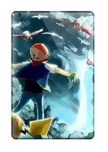 Hot 6064440I40676607 For Ipad Mini Fashion Design Pokemon Case