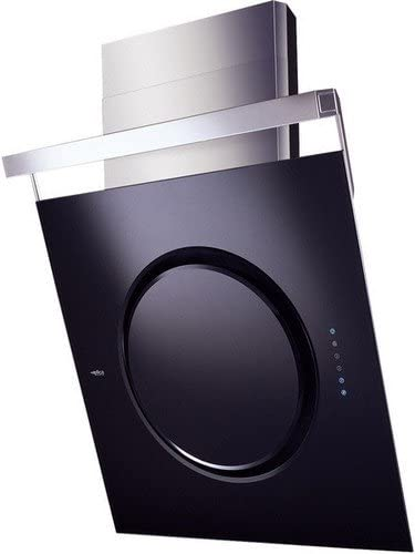 Elica 61612979A; Campana extractora OM (BL/F/80); Color: Negro: Amazon.es: Grandes electrodomésticos