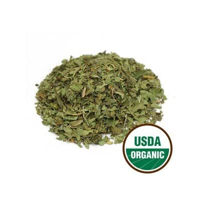 Organic Lemon Verbena Leaf C/S: Grocery & Gourmet Food