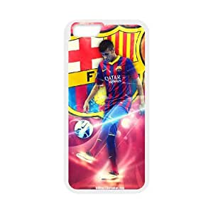 iPhone 6 4.7 Inch Custom Cell Phone Case Barcelona soccer player Neymar Case Cover TWFF34741