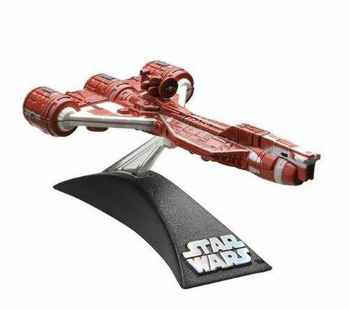 Hasbro Titanium Series Star Wars 3 Inch Vehicle Republic Cruiser