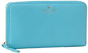 Kate Spade New York Cobble Hill Lacey PWRU1801 Wallet,Firoza,One Size