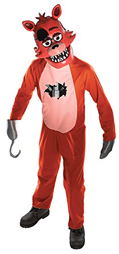 Rubie's Five Nights Child's Value-Priced at Freddy's Foxy Costume, Medium by Rubie's