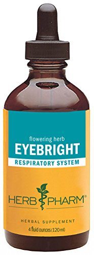 Herb Pharm Eyebright Liquid Extract for Respiratory System Support - 4 Ounce