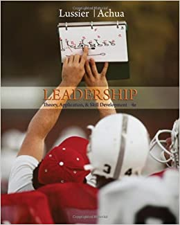 Book Leadership: Theory, Application, & Skill Development (with Bind-In InfoTrac Printed Access Card) by Robert N. Lussier (2009-02-02)