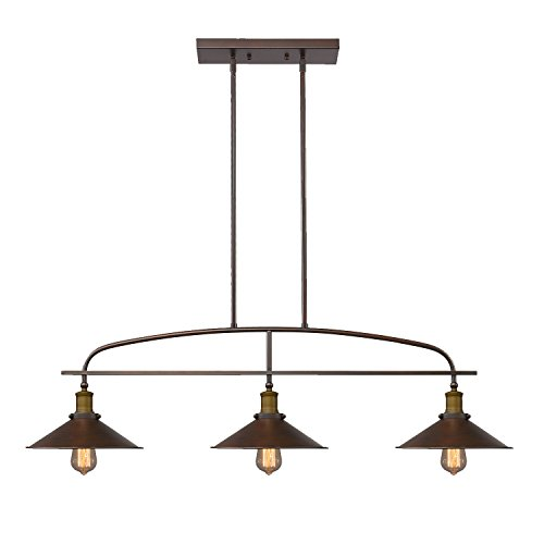 Kitchen table lighting fixtures amazoncom for Kitchen table lighting