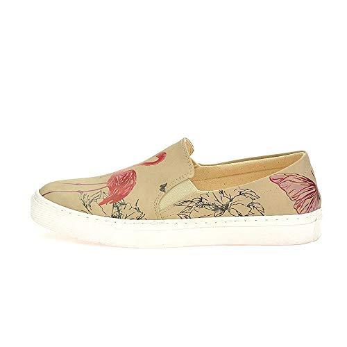 Vn4030 Shoes Slip Flamingo Sneakers On wqx4nCU