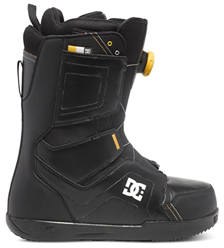 DC Men's Scout Snowboard Boot, Black, 9D