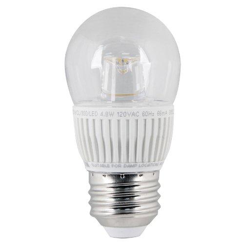 Utilitech Led Garage Lights: Utilitech 4.8-Watt (40 W) Medium Base Warm White (3000K