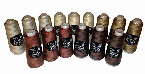 serger thread pack - 6