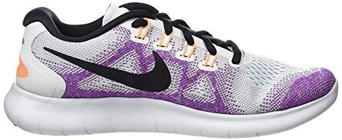 Corsa donna weiß lila nbsp;Scarpa RN 2017 Free Nike da da orange XAq1xSw