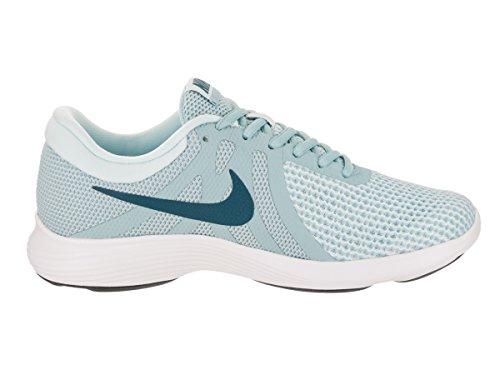 Nike Donne Rivoluzione 4 Pattino Corrente Oceano Bliss Blu Ghiaccio Blu