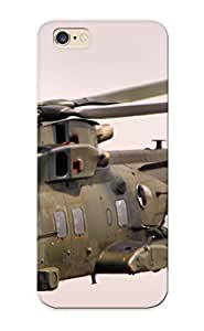 Hot AvttCwZ1804TKJlr Case Cover Protector For Iphone 6 Plus- Helicopter Military Merlin / Special Gift For Lovers