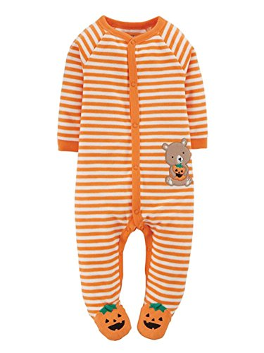 Just One You By Carter's Unisex- Baby Sleep N Play - Pumpkin -