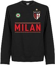 Retake Milan Team Sweatshirt - Black