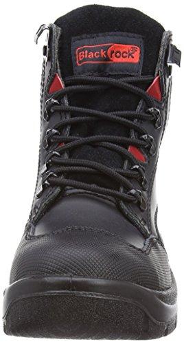 Blackrock Sf42 - Botas unisex, color negro, talla talla inglesa 13 UK F Negro