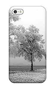 Dana Diedrich Wallace's Shop 8688444K46023135 High Quality Frozen Trees Case For Sam Sung Galaxy S4 I9500 Cover / Perfect Case