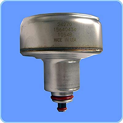 New Oem Fuel Pressure Regulator For Jeep 1997-2004 (manufactured In Usa)