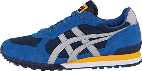 5 ASICS Tiger Soft Shoes Mens M Onitsuka D Grey Eighty Colorado Five Navy US 66p0gq