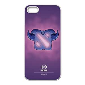 iPhone 5 5s Cell Phone Case White Defense Of The Ancients Dota 2 RIKI 004 LK1553173