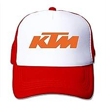 BWMEN Ride Orange KTM Ken Roczen Mesh Cap Trucker Hat