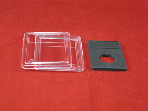 Coin World Premier Slab Style 21.6mm Coin Holder 3 Pack