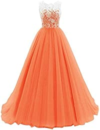 Amazon.com: Oranges - Special Occasion / Dresses: Clothing, Shoes ...