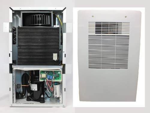 - IW25 in-Wall Mounted Dehumidifier