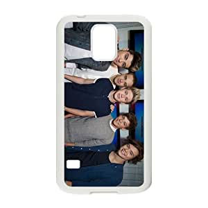 SANLSI One Direction Design Personalized Fashion High Quality Phone Case For Samsung Galaxy S5