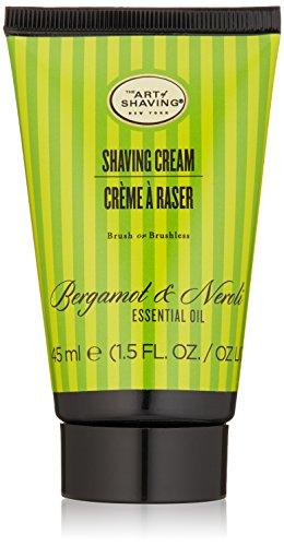 The Art of Shaving, Shaving Cream, Bergamot & Neroli, 1.5 oz.