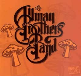 peach records associates the allman brothers band the allman brothers band darien center ny. Black Bedroom Furniture Sets. Home Design Ideas