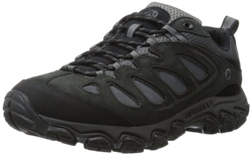 Black Hiking Shoe Castle Merrell Men's Rock Pulsate qaw6SSng