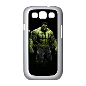 Samsung Galaxy S3 9300 Cell Phone Case White Hulk MW3559092