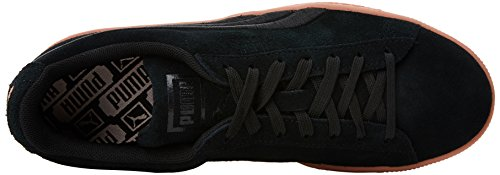 Puma Badge Classic Black Suede Adulte Basses 'em muted Sneakers Noir Clay Mixte Flip puma qqErxTP5